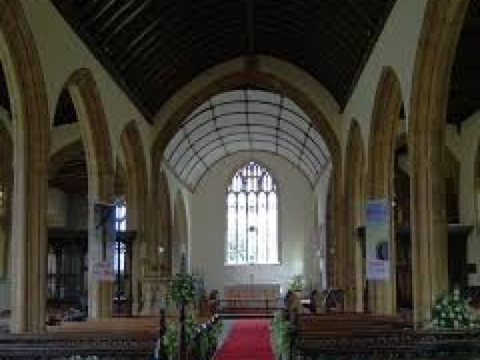 St Andrews Interior