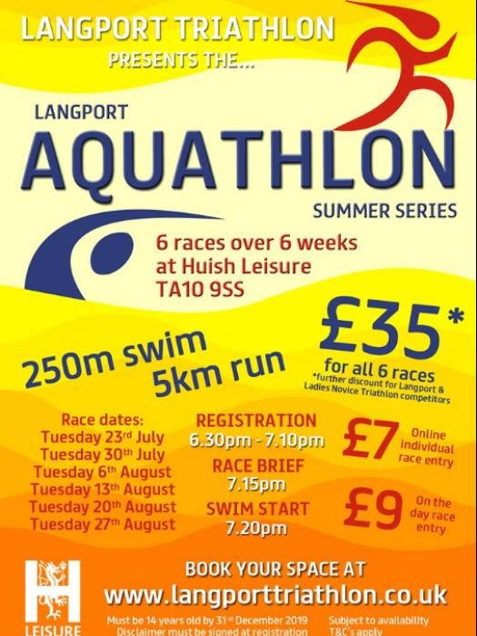 Summer Aquathlon 2019