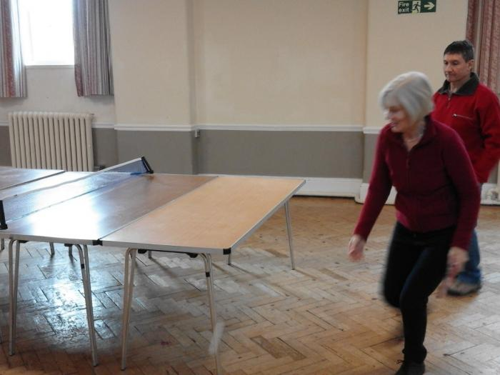 Table Tennis without table1