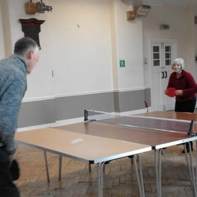 Table Tennis without table2