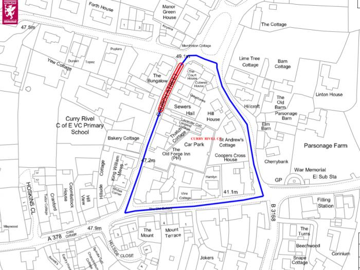 Temporary Closure of Church Street details