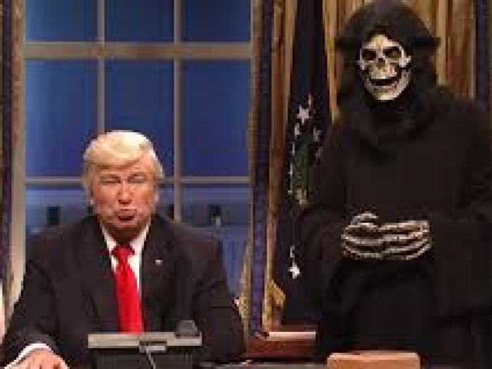 the donald and death