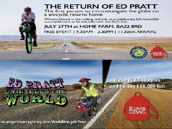 The Return Of Ed Pratt
