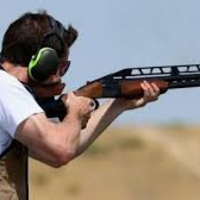 Tim Neale Olympic Trap SHooter1