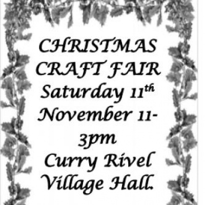 URC Xmas Craft Fair 2017