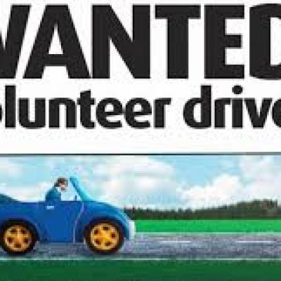 Volunteer Drivers Wanted