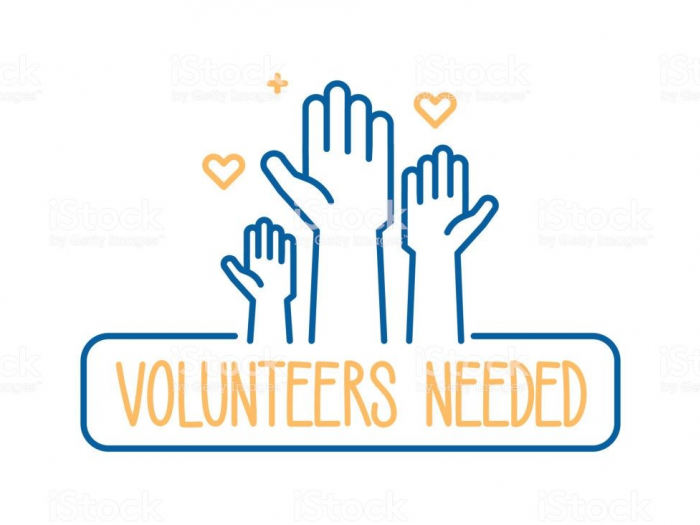 volunteerneeded