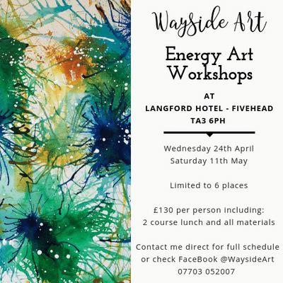 wayside art workshop