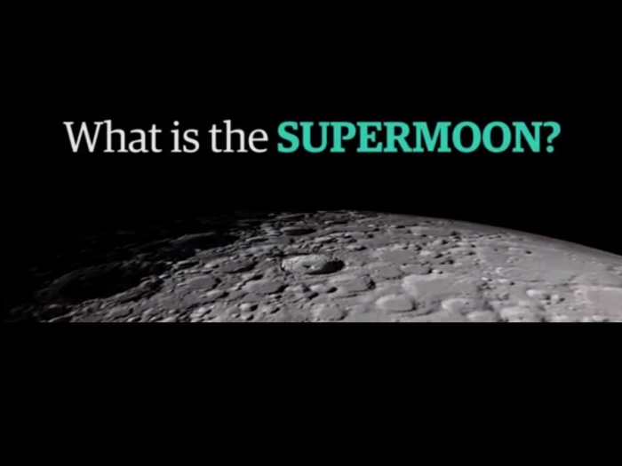 What is the Supermoon