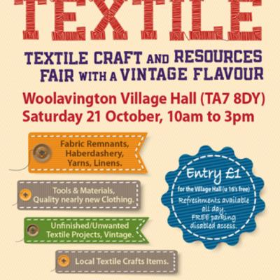 Woolavington All Things Textile