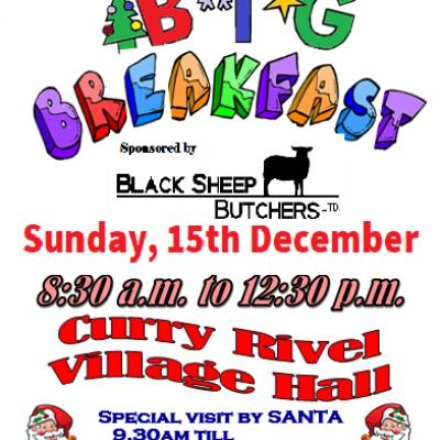 Xmas Big Breakfast 2019